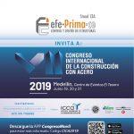 F'C (efe-Prima-ce) presente en el VII Congreso Internacional de la Construcción con Acero